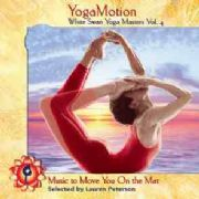 "YogaMotion ""White Swan Yoga Masters Vol 4"" - Various Artists"